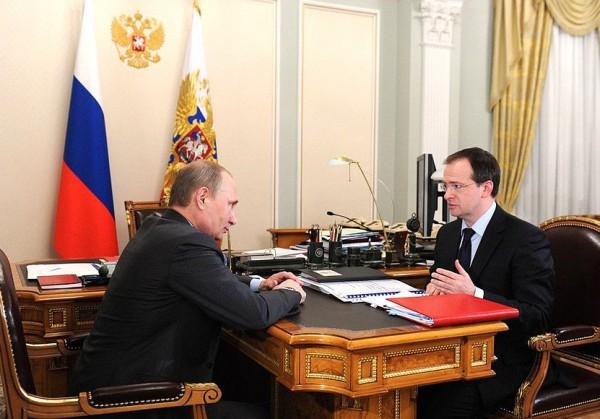 «Газета.ру» заговорила об отставке Мединского