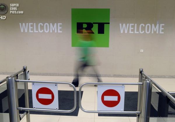 Приставы арестовали парижский офис Russia Today иактивы ТАСС