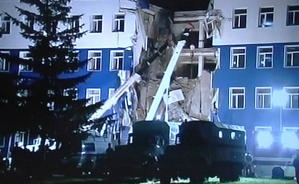 Обрушение казармы ВДВ в Омске: число погибших достигло 18 человек
