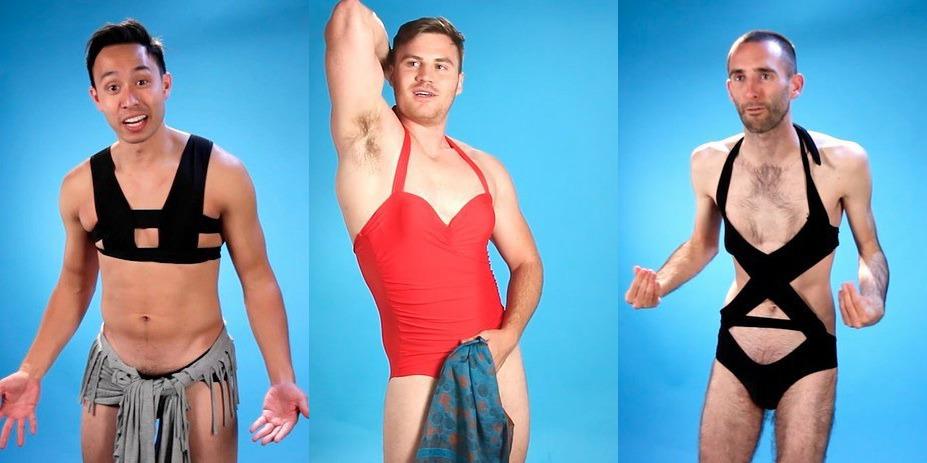 Примерка бикини перед парнем видео фото 248-531