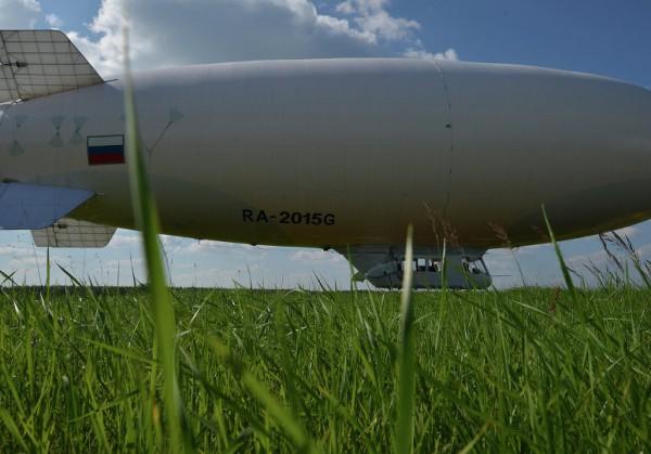 В России появятся противоракетные дирижабли