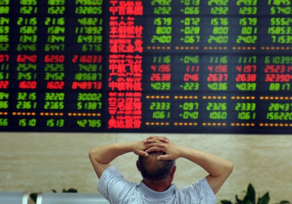 Китайский метод: власти поддержали падающие индексы арестами брокеров