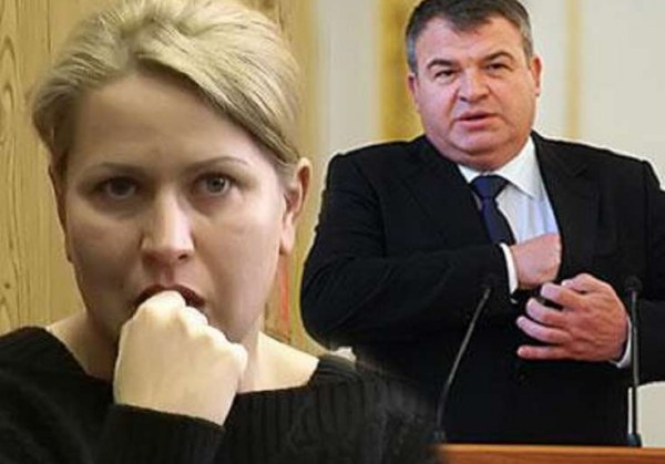 В сеть выложили фильм об отношениях Сердюкова и Васильевой