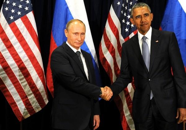Пожали руки и выпили. Итоги встречи Путина и Обамы