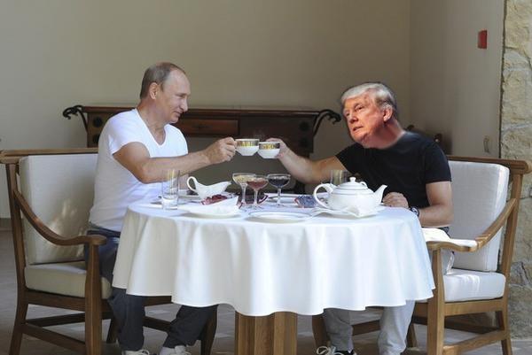 """""""Я не имею ни малейшего отношения к России"""", - Трамп - Цензор.НЕТ 3312"""