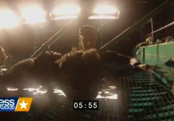 Видео: Том Круз снова показал суперсилу, задержав дыхание на 6 минут