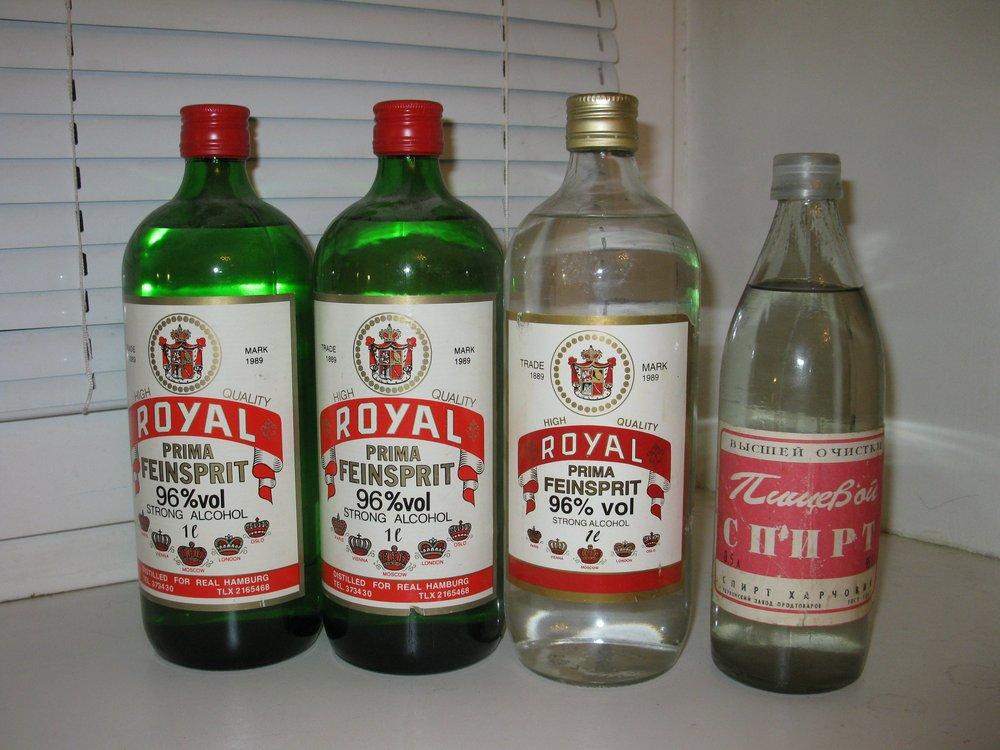 Как сделать 4 спирт