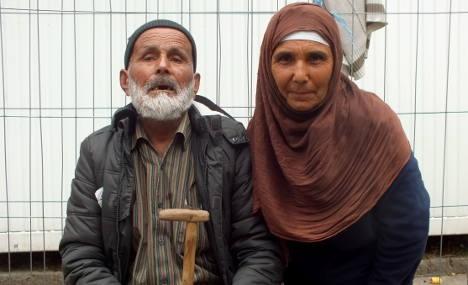 В Германию через 10 стран прибыл 110-летний беженец из Афганистана