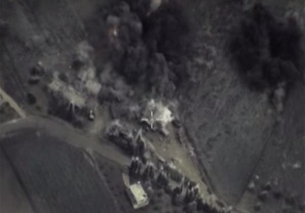 В США заподозрили Россию в авиаударе по повстанцам, снабжаемым ЦРУ
