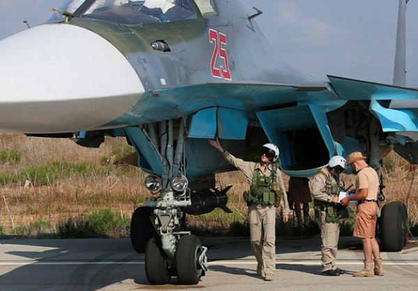 Сирия как демонстрация силы. NYT впечатлен действиями российских военных