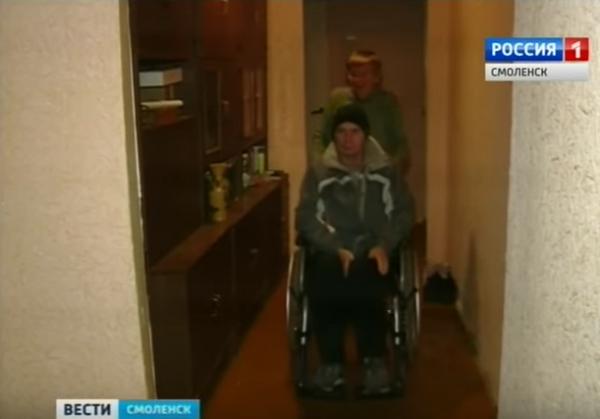 Соседи запретили установку пандуса для инвалида, боясь споткнуться