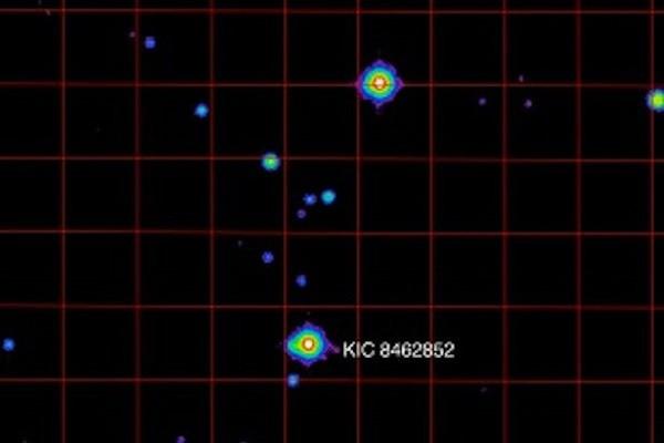 Астрономы нашли возможные следы инопланетян около одной из звезд