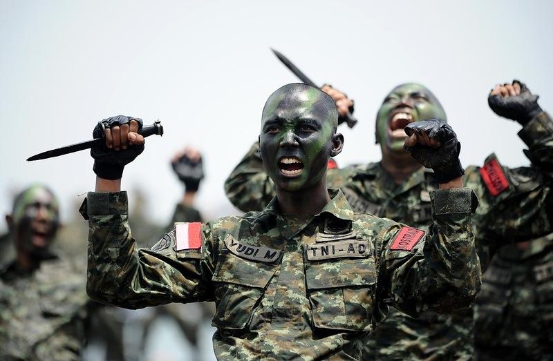 Рейтинг: 20 самых сильных армий мира по версии Credit Suisse