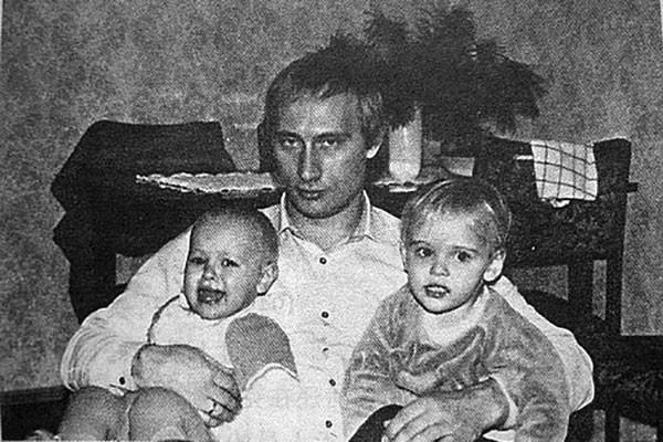 Reuters рассказало о Марии, еще более «секретной» дочери Путина