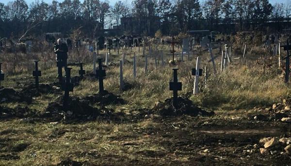 Фото массового захоронения детей напугало жителей Ставрополя