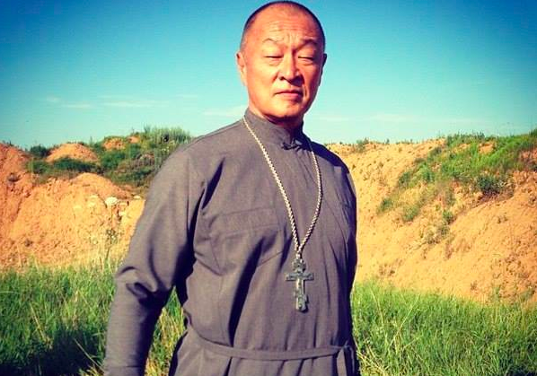 Исполнитель ролей Шан Цунга и Хейхачи принимает православие