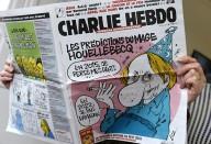 Charlie Hebdo VS. реальность. Еще 6 карикатур о России, от которых не смешно