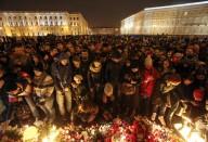 Хэллоуин, свечи в соцсетях и молчание Путина. Как блогеры учили общество правильно скорбеть