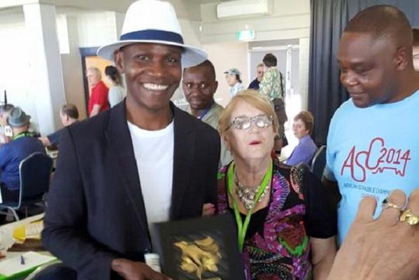 Нигерийский крестьянин выиграл чемпионат мира по скрэбблу