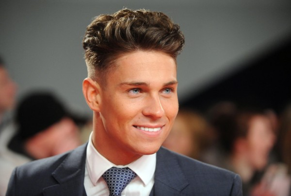 LONDON, UNITED KINGDOM - JANUARY 23: Joey Essex attends the National Television Awards at 02 Arena on January 23, 2013 in London, England. (Photo by Stuart Wilson/Getty Images)
