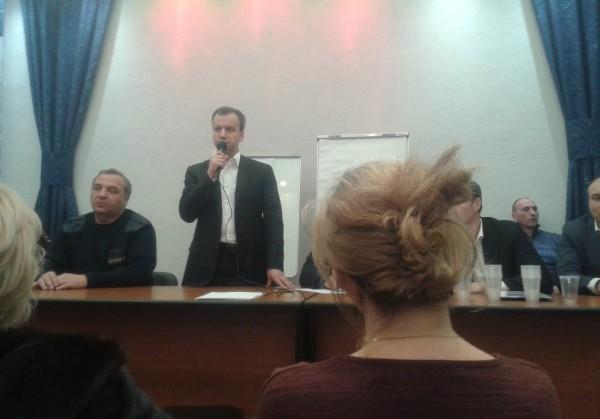 «Что вы несёте?!» Стенограмма встречи родных шахтёров «Северной» с Дворковичем и Мордашовым