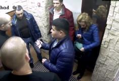 Начальник полиции вызвал наряд, когда его не пустили без досмотра в ресторан