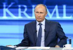 Отбор и жёсткий инструктаж. Как прямую линию с Путиным в пансионате Подмосковья репетировали