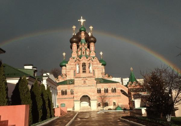 фото: сайт Храма Живоначальной Троицы в Останкино
