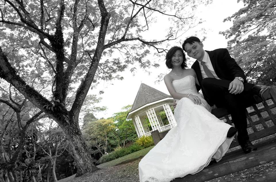 У фотографов удалились фото со свадьбы