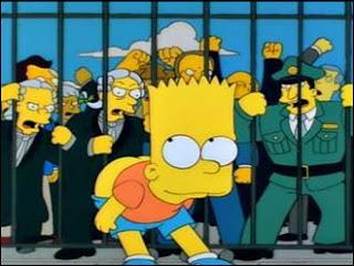 Bart vs Australia