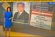 «Еврей, 38 лет». «Россия 24» прошлась по национальности украинского политика