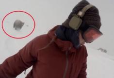 Рассеянная сноубордистка едва не стала жертвой дикого медведя из-за наушников
