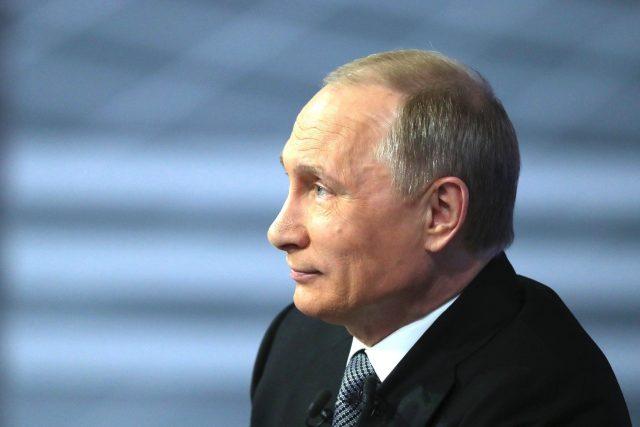 Live. Прямая линия с Владимиром Путиным — 2016