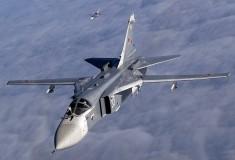 ВМФ США опубликовал видео «атаки» Су-24 на американский эсминец на Балтике