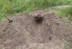 Мужчина из города Красный Сулин попытался себя похоронить