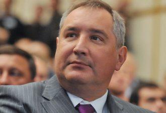 «Галстук подтяни». Путин сделал замечание Рогозину за неподобающий внешний вид