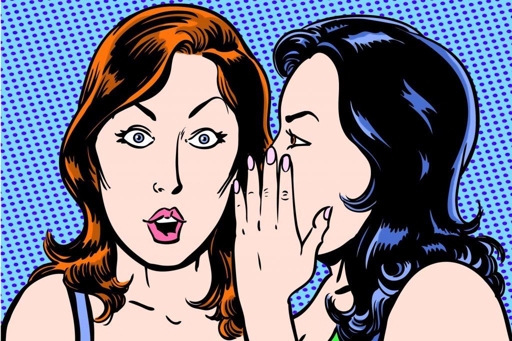 Неприличное видео о менструации
