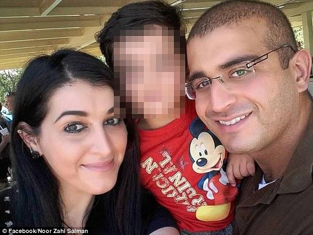 Нур Захи Салман, Омар Матин и их ребёнок