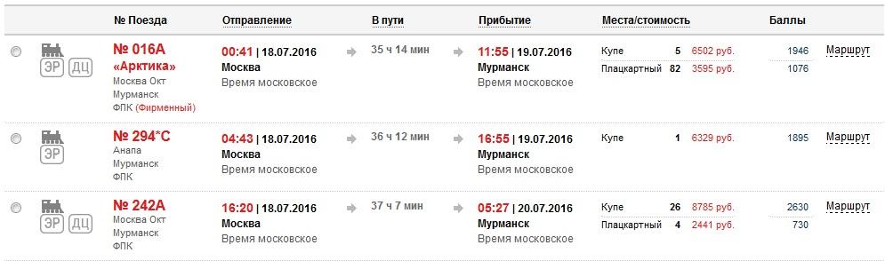 Как купить самые дешевые билеты на поезд
