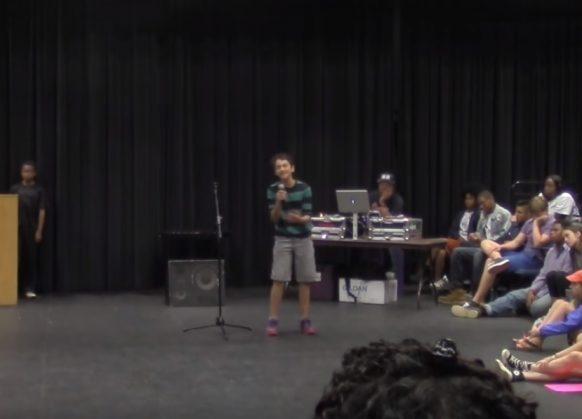 Американский школьник Ройс Манн написал стихотворение о расовой и половой дискриминации