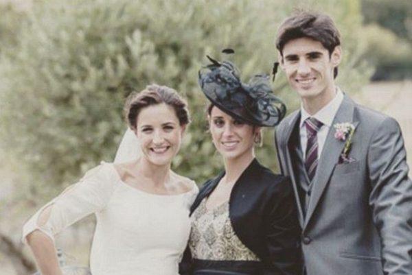 Свадьба Виктора и Ракель, 2014 год