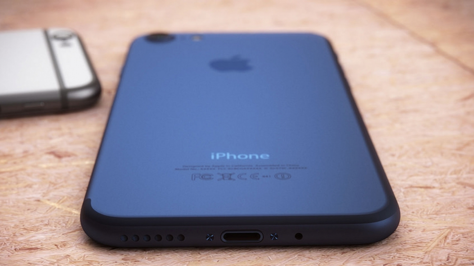 Блогер снял видео теста IPhone 7 на прочность