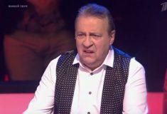 Страх и отвращение на «Первом канале»: Хазанов смотрит на Колдуна в образе солиста «Короля и шута»