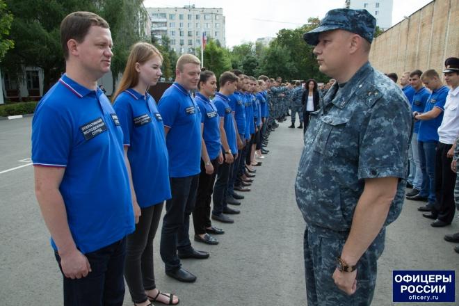 На «Офицеров России» подали всуд