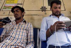 В Индии пассажиры использовали бесплатный Wi-Fi, чтобы смотреть порно
