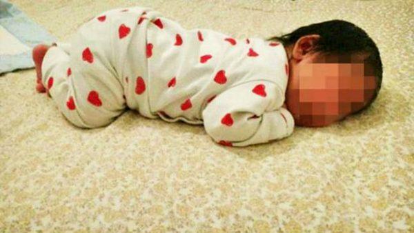 ВГермании наeBay продавали 40-дневного малыша
