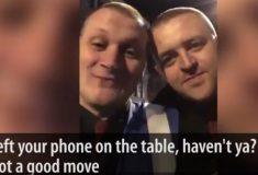 «Мы — джентльмены». Два охранника показали девушке, почему лучше не терять свой телефон