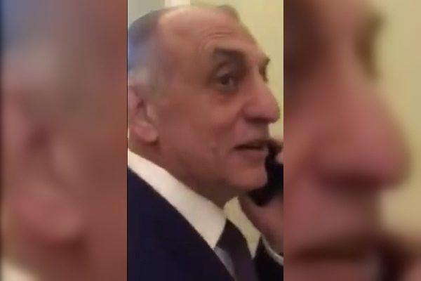 ВПетербурге депутат обидел журналистку «Новой газеты» иударил еепоруке