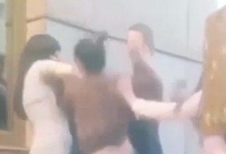 «Можно мы с вами?» В западной прессе заинтересовались видео, где девушки напали на целующуюся пару