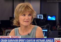 «Из мяса торчала голубоватая кость». Выжившая вспоминает катастрофу в джунглях Вьетнама